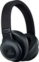 JBL Lifestyle E65BTNC Over-Ear Bluetooth Noise-Canceling Headphones - Black