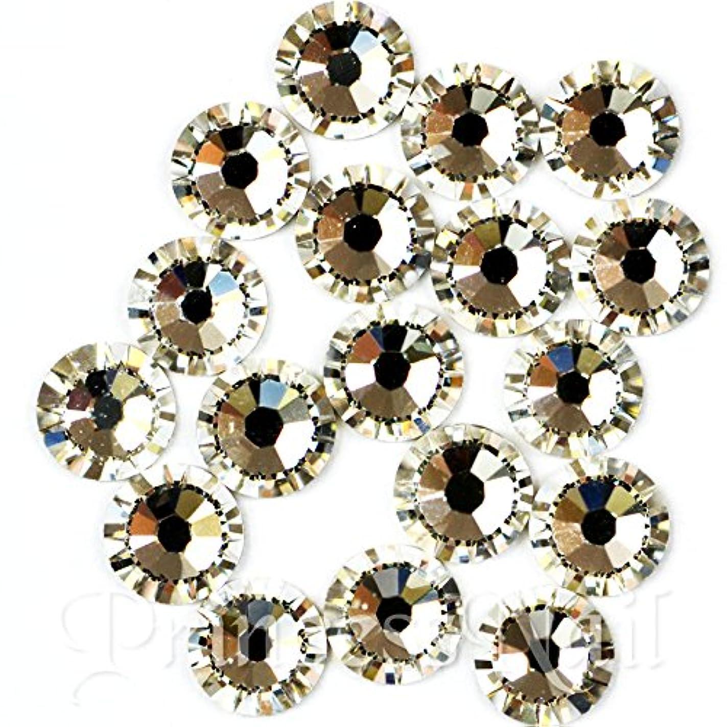 オプショナルとげのあるパウダースワロフスキーエレメント クリスタル /フラットバック ノンホットフィックス (ss5/50粒)