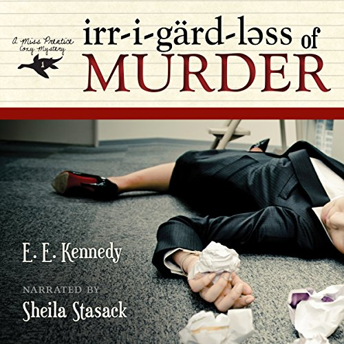 Irregardless of Murder  By  cover art
