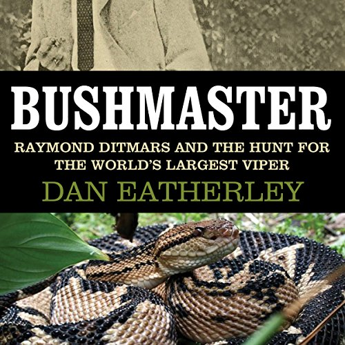 Bushmaster  audiobook cover art