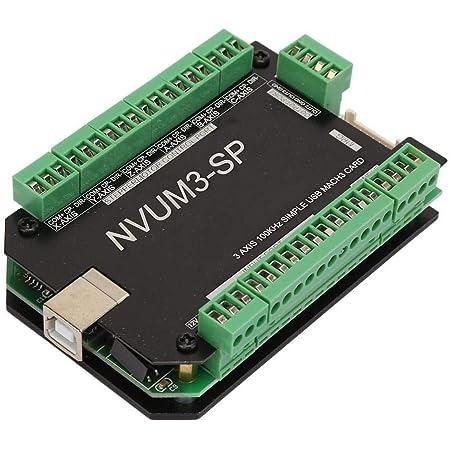 Details about  /Adattatore scheda derivazione interfaccia USB MACH3 CNC 6 assi per driver motore