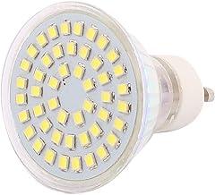 X-DREE 220V GU10 LED Light 4W 2835 SMD 48 LEDs Spotlight Down Lamp Bulb Lighting Pure White(Lampadina 220V GU10 LED 4W 283...