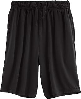 Latuza Men's Sleep Shorts Loose Lounge Shorts