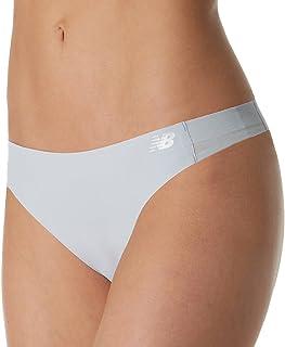 Women's Hybrid Soft Jersey mesh Panels Thong Underwear...