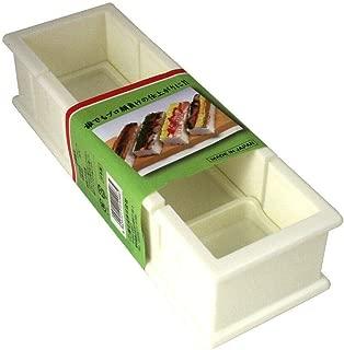 Japanese Plastic Oshizushi Press Sushi Box Mold Maker S-3254