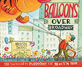 Best balloons over broadway book Reviews