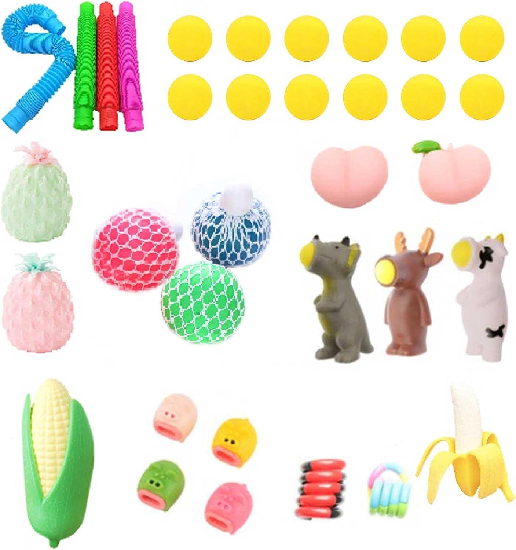 Glum Colorful Gorgeous Sensory Fidget Toys Rebound and Slow online shop PackDurable