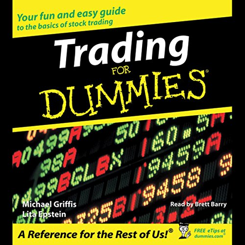 Couverture de Trading for Dummies