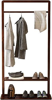 Amazon.com: Perchero de hierro para abrigos, perchero de ...