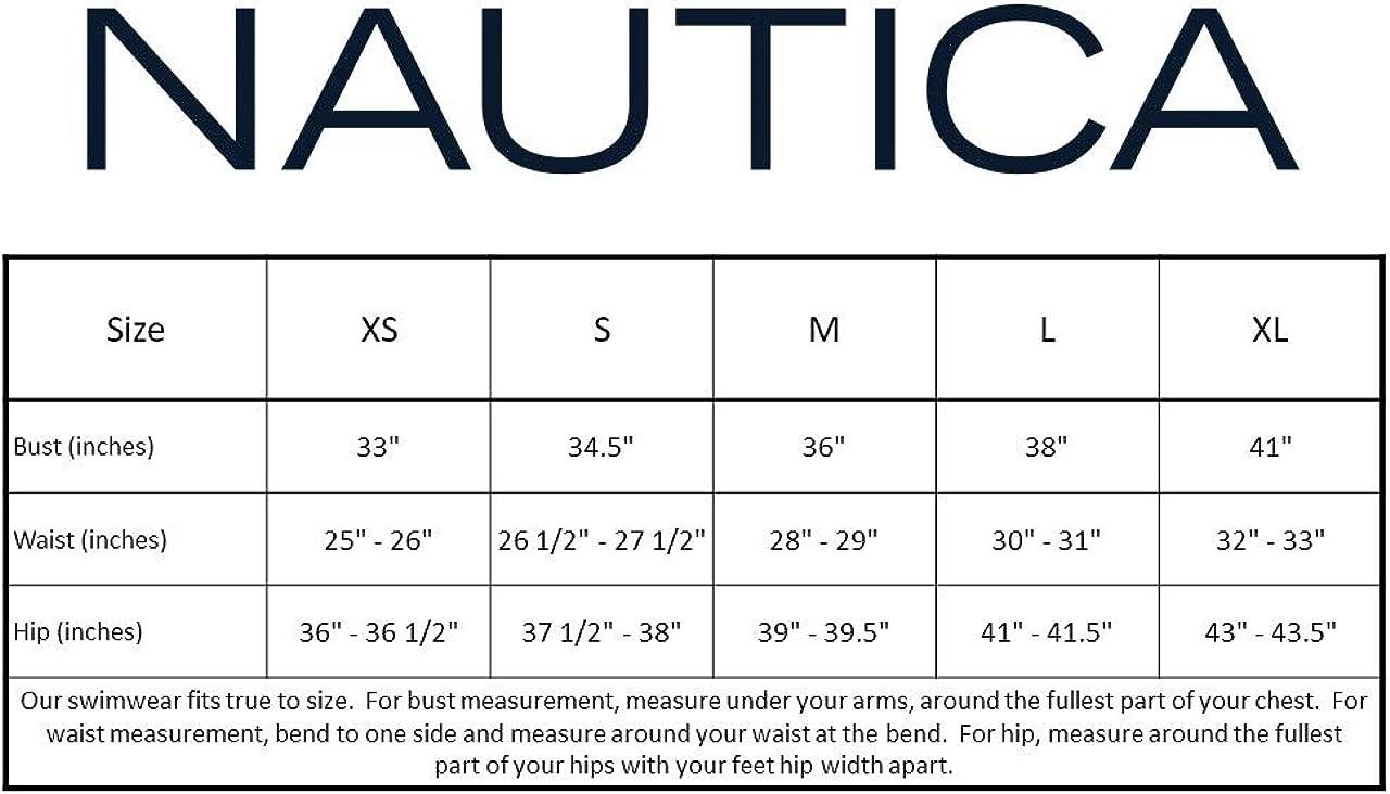 Nautica Women's Standard Solid 4 1/2
