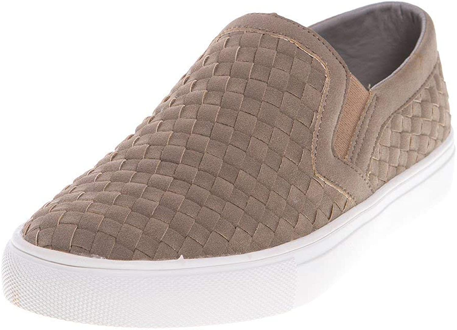 Corkys Women's Powder Slip-On shoes Taupe 10