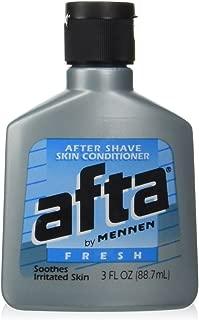 Afta After Shave Skin Conditioner Fresh 3 oz (Pack of 5)