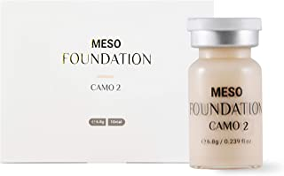 BB Glow Skin Treatment � MTS Meso Ampoule Serum Foundation Camo 2 � For Professional Only � Made in Korea