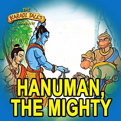 Hanuman, the Mighty audiobook cover art