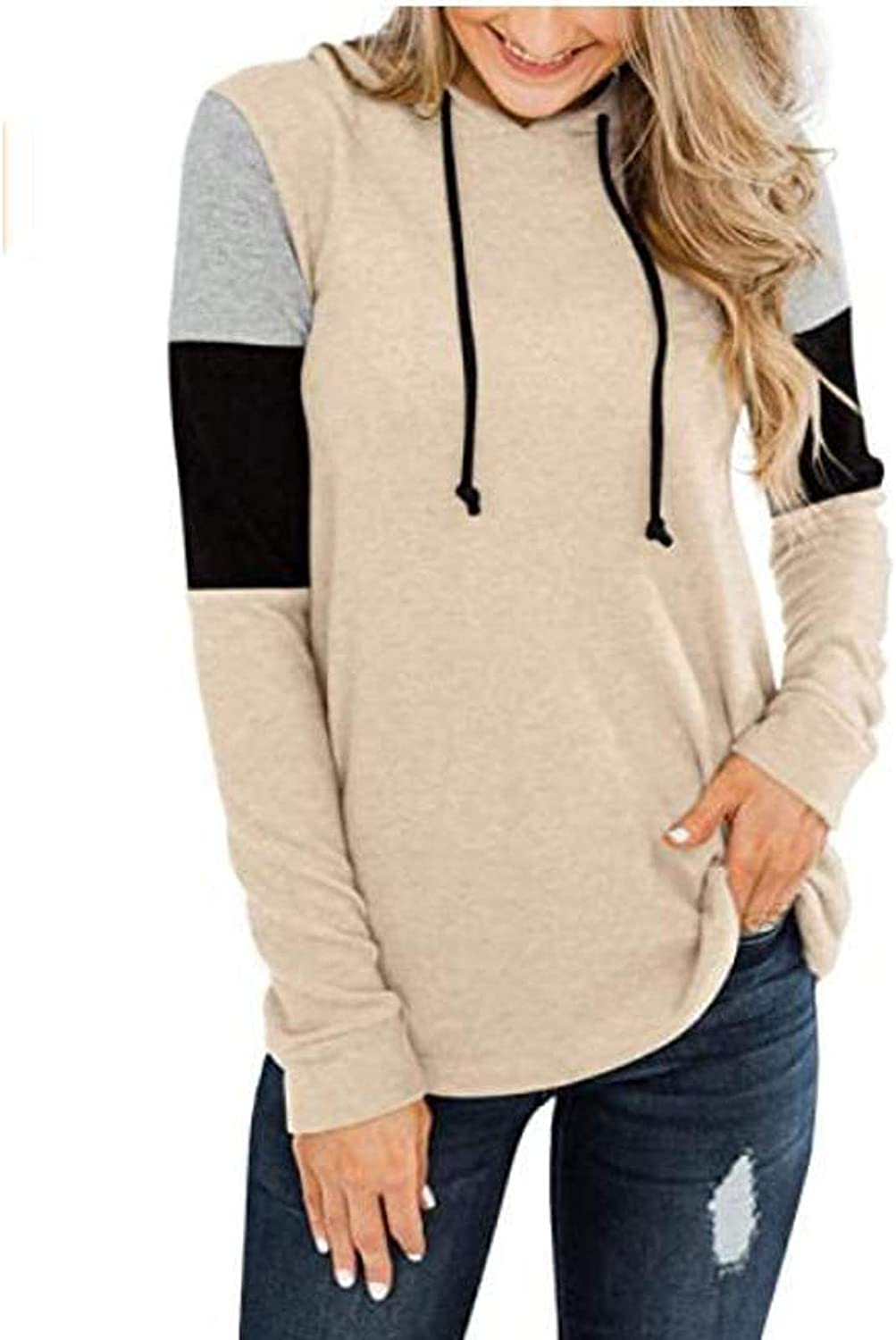 PLENTOP Lightweight Coat Women'S Long Sleeve Cable Knit Cardigans Open Front Loose Sweater Outwear with Pockets
