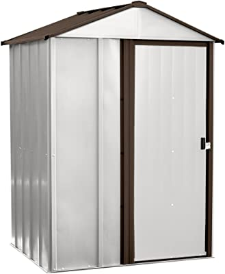 Newburgh 5 ft. x 4 ft. Steel Storage Shed(5 x 4 ft