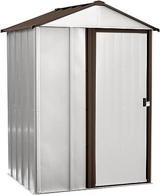 Steel Storage Shed(5 x 4 ft