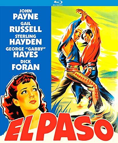 El Paso Blu-ray
