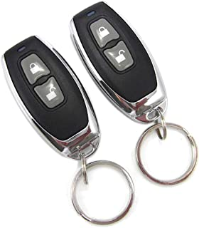Car Burglar Alarm Keyless Entry Security Protecting System Anti-Theft Device