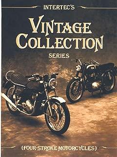 Clymer Vintage Motorcycle Repair Manual VCS4