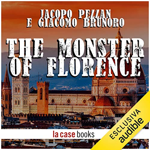 The Monster Of Florence copertina