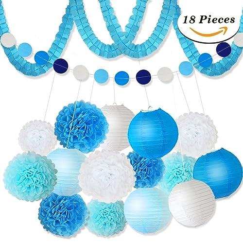 Blue Party Supplies Amazoncom