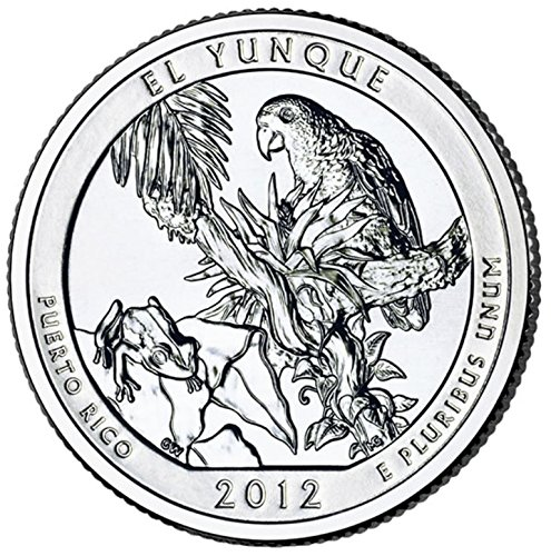 2012-D-El-Yunque-National-Park-D-40-Coin-Bankroll-Uncirculated