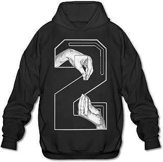 Men's Johnny Manziel Sweatshirt Black