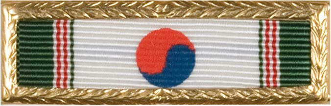 R-U208, Korean Presidential Air Force - Navy Unit Citation RIBBONS & MOUNTS