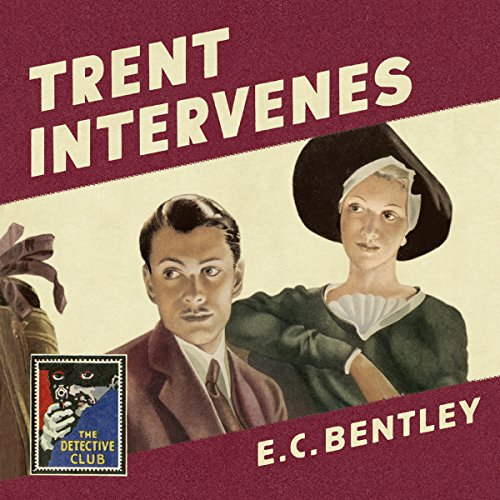 Trent Intervenes audiobook cover art