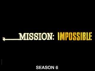 Mission Impossible Season 6