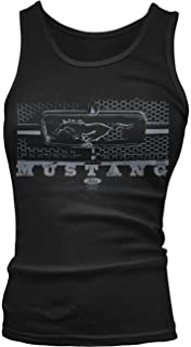 Junior's Ford Mustang Grill, Officially Licensed Ford Tank Top