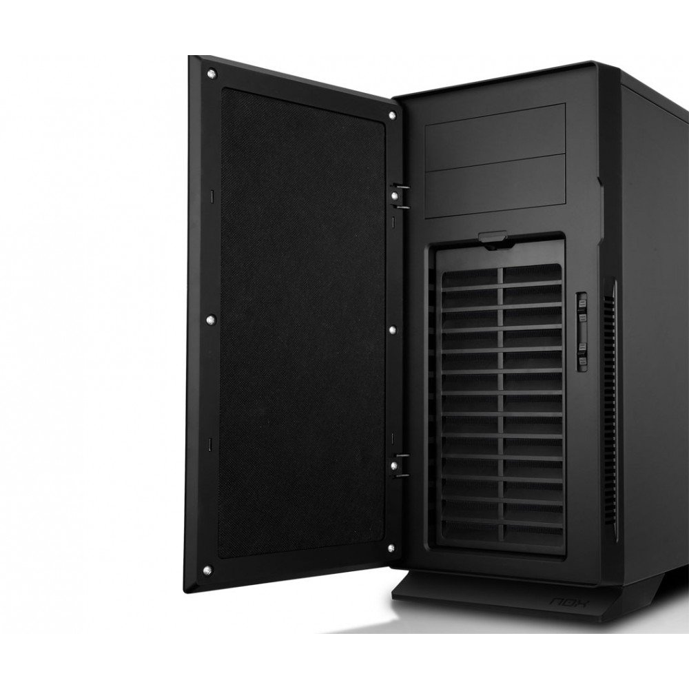 Nox Hummer ZN - NXHUMMERZN - Caja PC, USB 3.0, Color Negro: Amazon.es: Informática