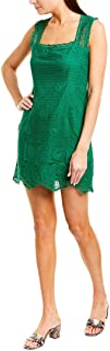 cupcakes and cashmere womens mollie lace dress with sweetheart neckline Dress