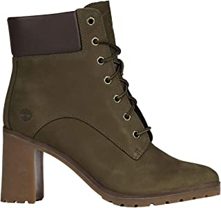 Womens Allington Nubuck Boots