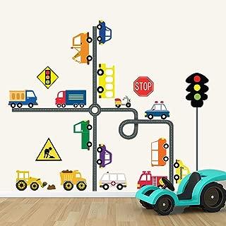 Best transportation wall decal Reviews
