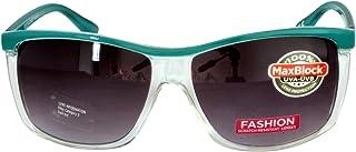 537d8dacf1 Foster Grant ESTABLISH TEAL FG65 Unisex Way Forma estilo gafas de sol Teal  & White marco