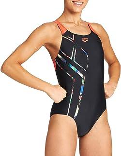 arena W Summer Colors Swim Pro Back One Piece Slips de Bain Femme