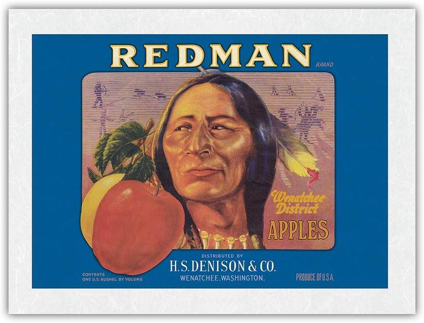 Sale Redman Apples - Wenatchee H.S. Denison Dedication Washington District