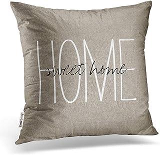 Nice New Toss Cushion Case European Vintage Music Pillow Case Living Room Large Cotton Linen Home Decotr Linen Cotton Throw Almofada Cushion Cover Home & Garden
