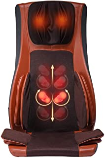 Fresh wild simple fashion Massage Cushion Electric Kneading Massage Chair Airbag Pressing Massager Office Chair Massage Cu...