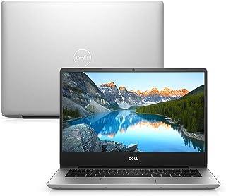 """Notebook Dell Inspiron i14-5480-U20S 8ª Geração Intel Core i7 8GB 1TB Placa de Vídeo FHD 14"""" Linux Prata McAfee"""