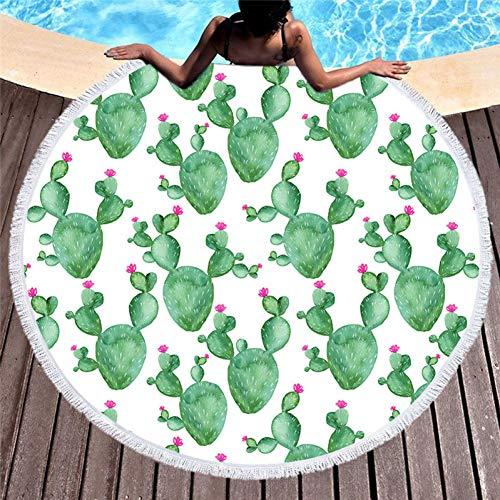VIOYO strandhanddoek voor kinderen met mokken Summer Bikini Cover Up Mats