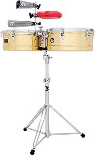 Latin Percussion LP2532 14-Inch Timbale Rim for LP257KP Karl Perazzo Signature Timbales Gold