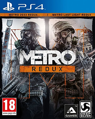 Metro Redux Double Pack (2033 + Last Light)
