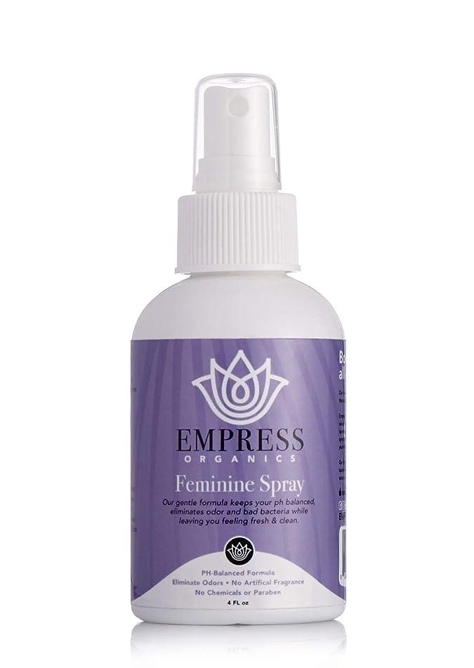 Empress Organics Feminine Spray (4 Oz)