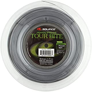 Solinco Tour Bite (18g-1.15mm) Tennis String Reel
