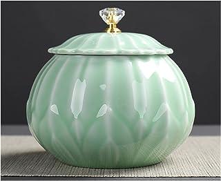 Catégorie de thé en céramique de grande capacité Des boîtes de stockage de thé en céramique de grande capacité pour la cui...