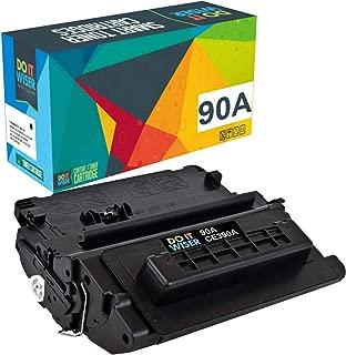 Do it Wiser Compatible Toner Cartridge Replacement for HP 90A CE390A HP Laserjet M602 M603 M4555 M601 M601n M602n M603n (Black)