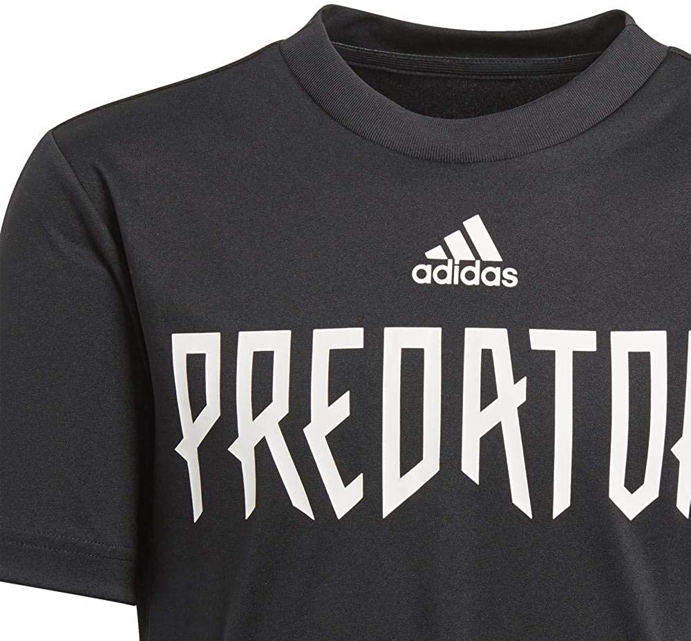 adidas Predator Tee Football Fashion Lifestyle (Boys)